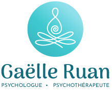 Gaëlle Ruan, psychologue psychothérapeute - Logo